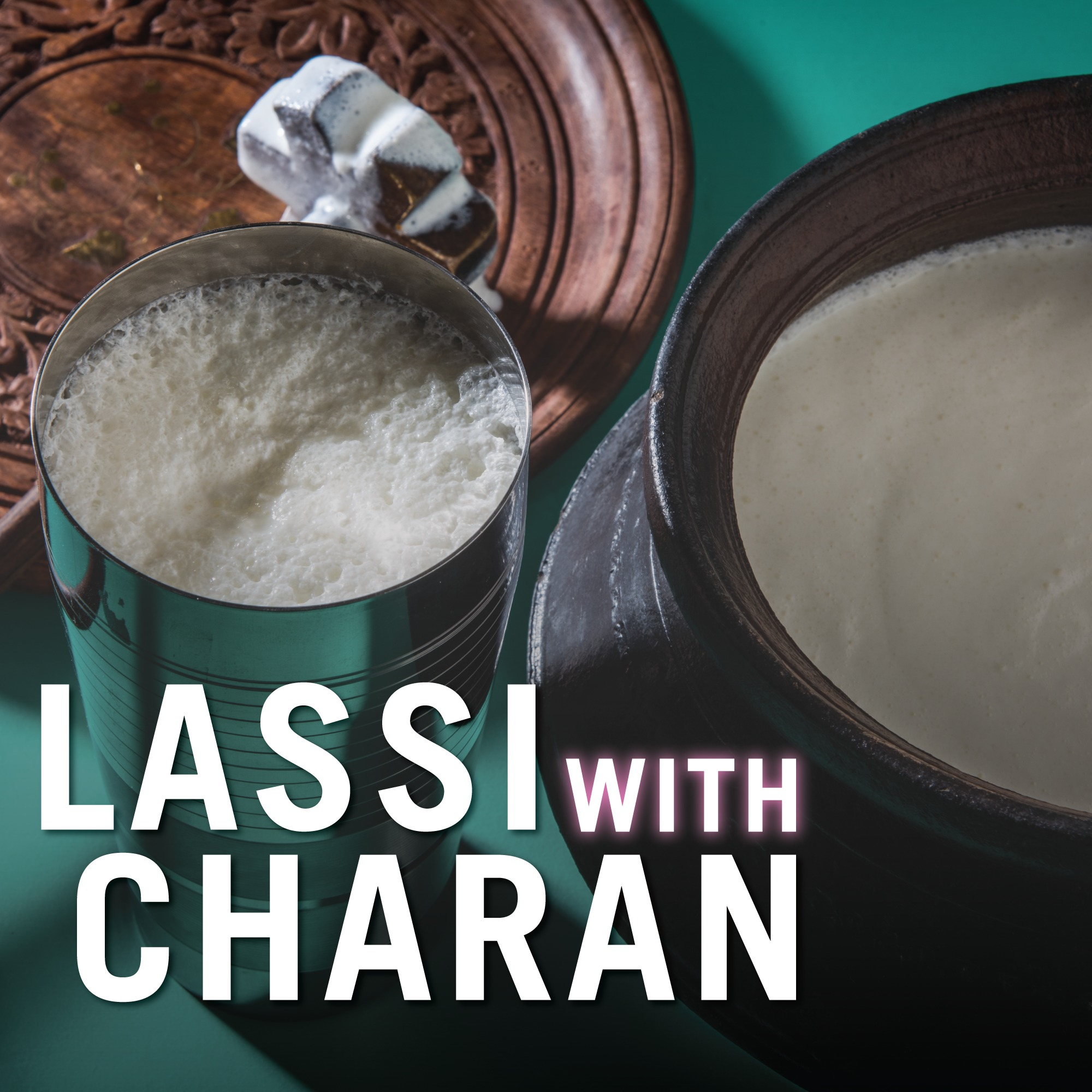 Lassi with Charan - Punjabi Podcast